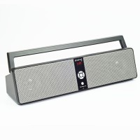 Мини бумбокс с bluetooth, FM, MP3